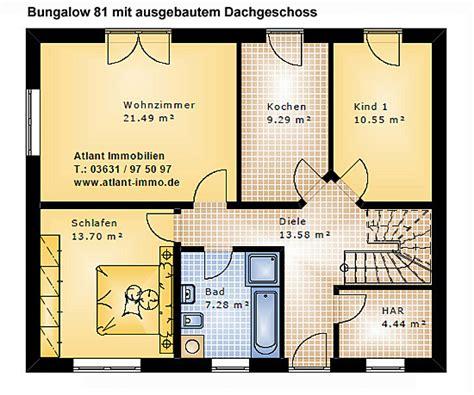 haus 70 qm bungalow 81 einfamilienhaus neubau massivbau stein auf stein