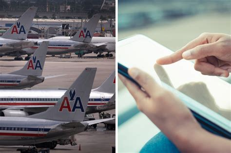 american airlines wifi netflix american airlines planes grounded after apparent ipad