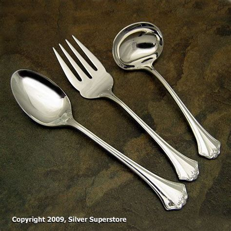 reed and barton country by reed barton stainless flatware for less
