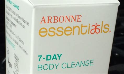 7 Day Cleanse Detox Arbonne by Detox Archives Meniscus Magazine
