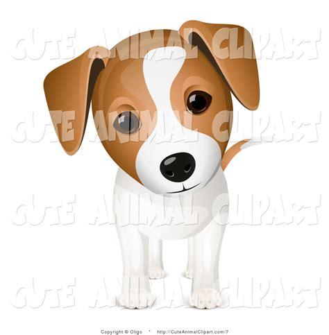 puppy clipart clip of a jrt puppy by oligo 7