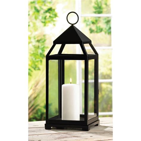 Home Decor Candle Lanterns Large Contemporary Candle Lantern Wholesale At Koehler Home Decor