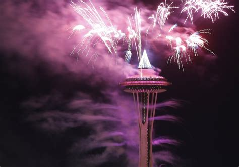 new year fireworks time new year s in seattle 57 to choose from the