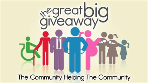 Great Giveaways - great big giveaway liberty church