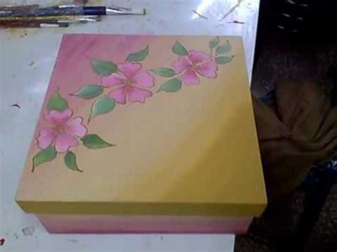 imagenes para pintar sobre madera manualidades pintura en madera youtube