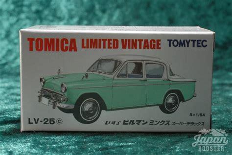 Tomica C 25 tomica limited vintage lv 25c 1 64 isuzu hillman minx green ebay
