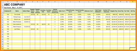 Payroll Report Template 8 payroll summary report template pay stub format
