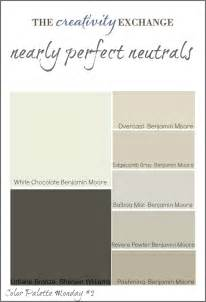 color top readers favorite paint colors color palette monday