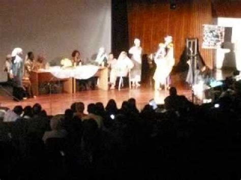 teatro cristiano teatro cristiano el rico y lazaro movilizacion escuela