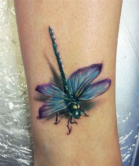 3d dragonfly tattoo 60 dragonfly ideas meanings a trendy symbolism