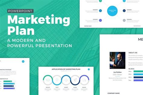 Business Powerpoint Template Free Download Includes Ppt And Pptx Marketing Plan Powerpoint Template