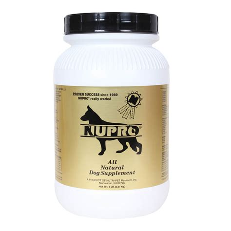 nupro supplement nupro all supplement