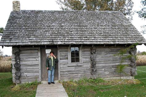 Wilder Log Cabin ingalls wilder cabin flickr photo