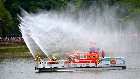fire boat for sale fire boats london fire brigade