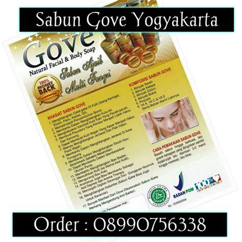Sabun Gove sabun kecantikan gove goldversatile indonesia