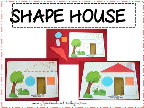 house shapes 2d shapes by bettsx teaching resources tes esl efl preschool teachers house resources for preschool ela