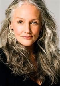 how to gray hair 30 long gray hair long hairstyles 2016 2017