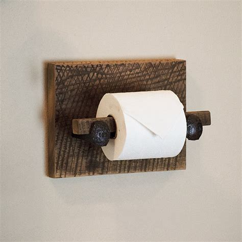 toilet paper hanger barn wood toilet paper holder rustic toilet paper hanger with