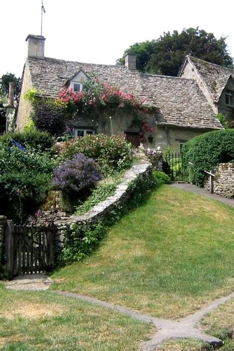 Country Cottages Europe английские сады парки усадьбы