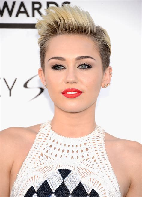 what do you call miley cyrus haircut celebrity pixie cuts for hair inspiration popsugar