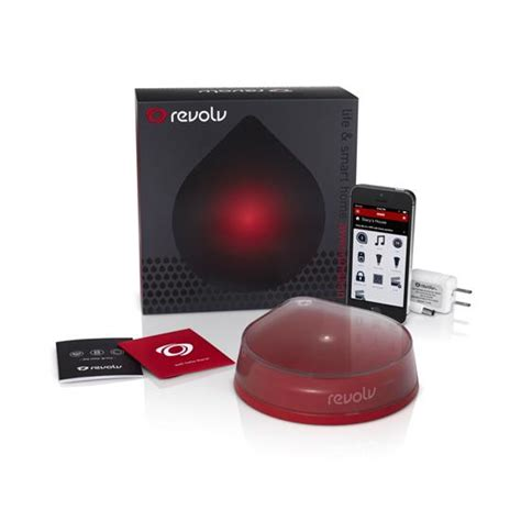 revolv smart home automation solution slide 1
