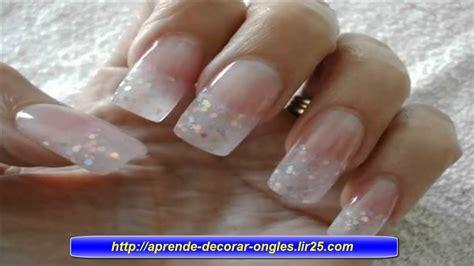 imagenes de uñas pintadas postizas curso de u 241 as acrilicas por internet youtube