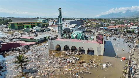 tsunami palu indonesien palu wie der tsunami eine ganze gro 223 stadt