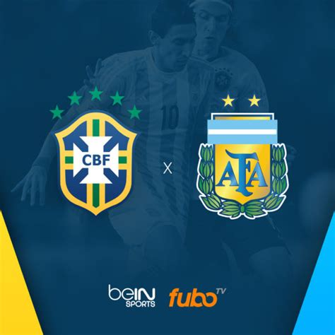 where to find brazil vs argentina on us tv and