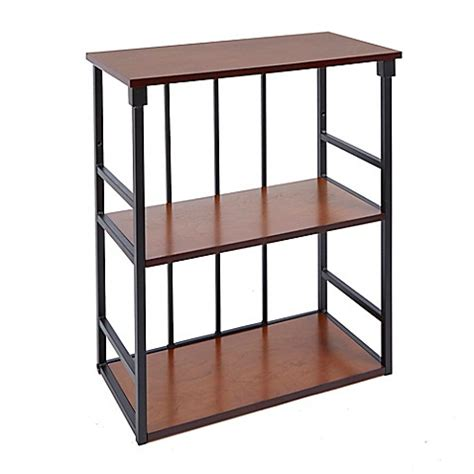 bed bath and beyond shelving silverwood 3 tier wall shelf bed bath beyond