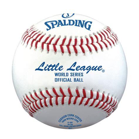 official little world of spalding little league world series official