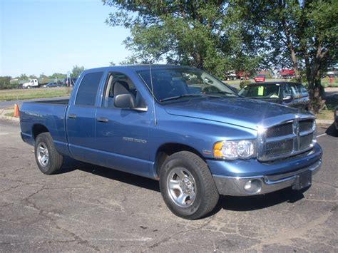 2003 dodge ram 1500 k ride auto 2003 dodge ram 1500 2wd blue
