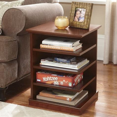 bookshelf end table from ginny s 174 home lovelies