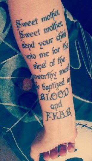 dark brotherhood tattoo skyrim black sacrament the brotherhood astrid