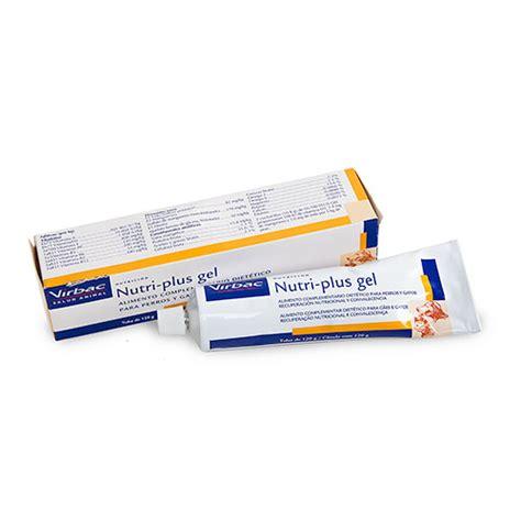 Virbac Nutri Plus Gel 130gr nutri plus pasta multivitaminas para perros gatos y