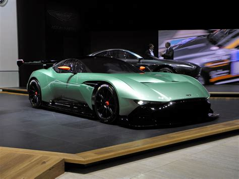 2016 aston martin vulcan full desktop backgrounds