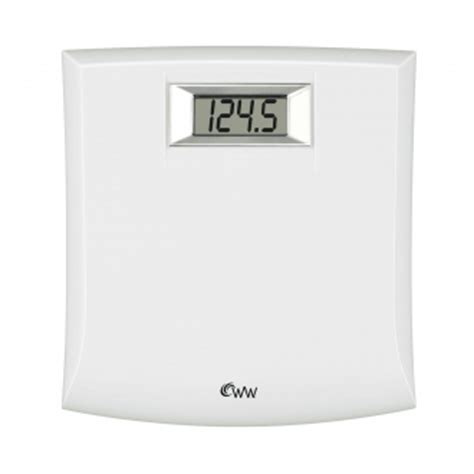 Weight Watchers Precision Electronic Scale By Conair by Weight Watchers 174 By Conair Compact Precision Electronic