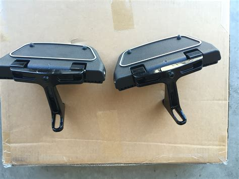 Harley Davidson Passenger Floorboards by Harley Touring Passenger Floorboards Like New From 16
