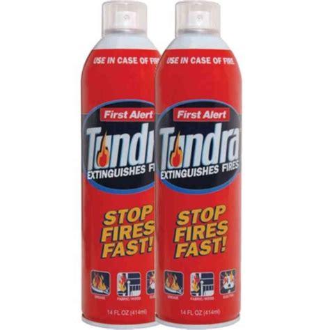 alert tundra extinguisher spray 2 pack af400