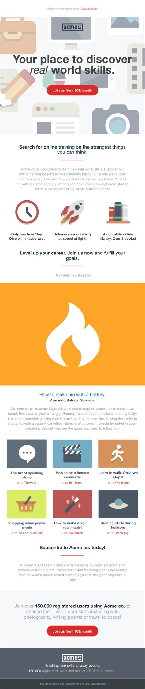 website newsletter tutorial sketch for beginners design a bold email newsletter