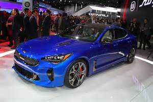kia stinger gt reveal and drive pictures auto express
