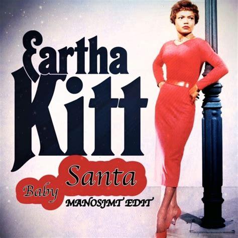 eartha kitt santa baby manosjmt remix  manosjmt  listening  soundcloud