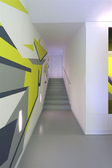 Moderne Wandmalerei Ideen by Treppenhaus Renovieren 63 Ideen Zum Neuen Streichen