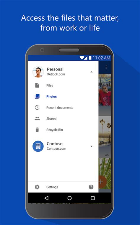 onedrive for android microsoft onedrive android apps on play