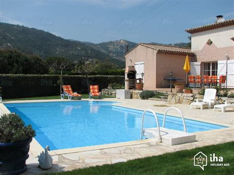 appartments for rent in ma villa for rent in plan de la tour iha 64051