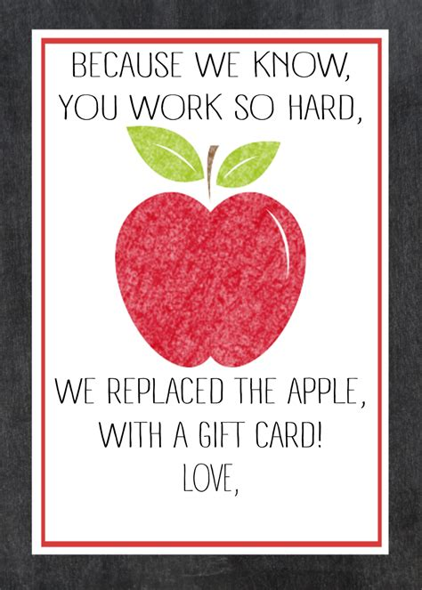 printable apple gift cards free teacher gift card printables crisp collective