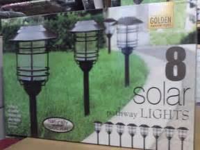 costco outdoor solar lights available now solar rainbow path lights myideasbedroom