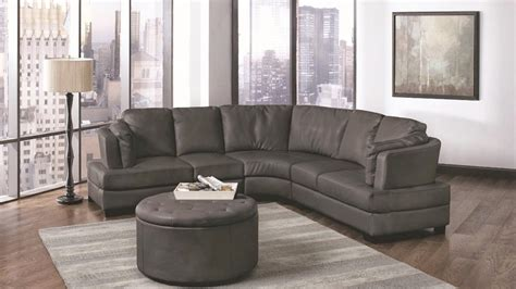 small curved sectional small curved sectional sofa modern style home design ideas