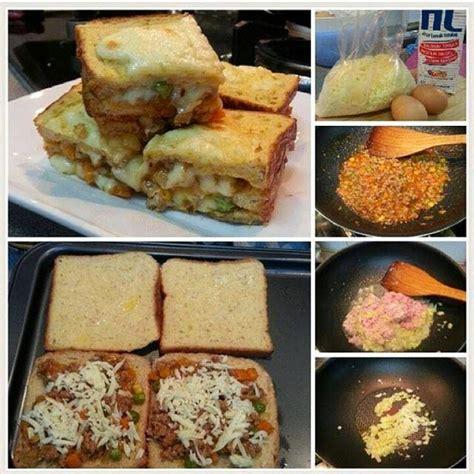 Berapa Pemanggang Roti lasagna roti bread lasagna sedap my ceritera