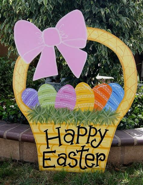 Best Photos Of Easter Yard Creative Easter Outdoor Decoration Ideas Patio Furniture