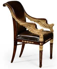 Empire style furniture high end dining chair empire style accent chair